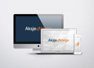 AksjeNorges nettsider
