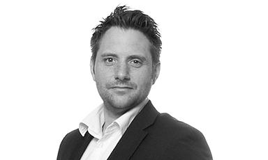 Anders Stenstad -Salgssjef i ODIN