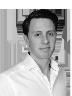 Analytiker i ODIN - Nicolay Mylen