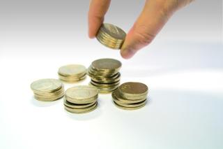 Penger på konto - ODIN