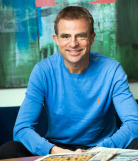 Alexander Miller blir ny investeringsdirektør i ODIN Forvaltning fra og med 1. januar 2021.