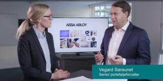 ASSA Abloy - nøkkelen til suksess
