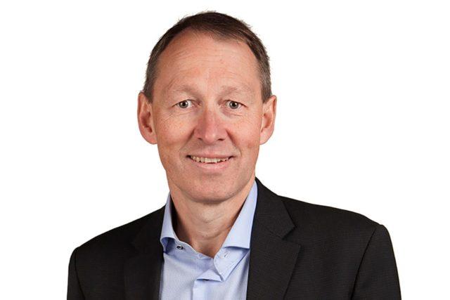 ODIN-sjef Bjørn Edvart Kristiansen