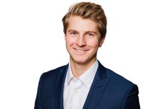 Dan Erik Glover (33) blir ny forvalter av ODIN Emerging Markets med virkning fra 1. januar 2020.
