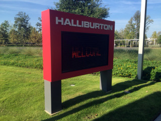 Resiebrev fra Houston - Halliburton