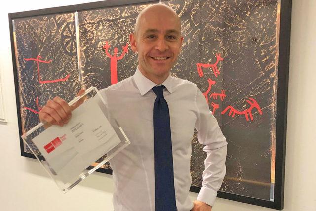 ODIN Global C, som forvaltes av Oddbjørn Dybvad, vant prisen for beste norske globale aksjefond siste 3 og 5 år i Morningstar Fund Awards 2020.