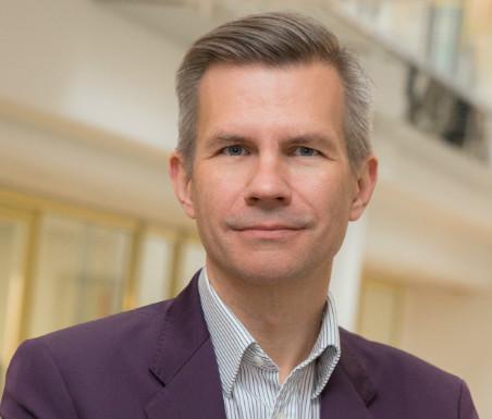 Nils Hast, ansvarlig porteføljeforvalter ODIN Kreditt