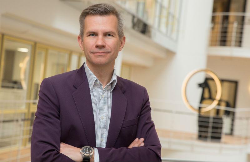 Nils Hast, senior porteføljeforvalter og ansvarlig for rentefondene i ODIN.
