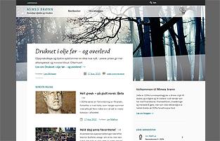 ODINs kunnskapsblogg - Mimes Brønn
