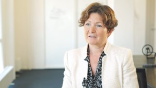 Vigdis M. Almestad - Senior porteføljeforvalter i ODIN