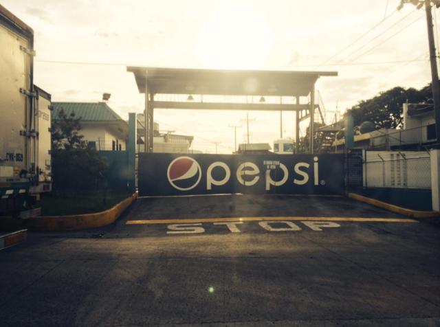 Pepsi i Fillipinene