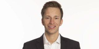 Robin Øvrebø ansatt som aksjeanalytiker i ODIN Forvaltning