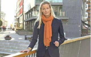 Spare- og investeringsøkonom i ODIN, Victoria Terjesen
