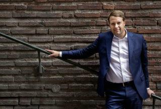 Vegard Søraunet blir ny investeringsdirektør i ODIN Forvaltning fra og med 1. november