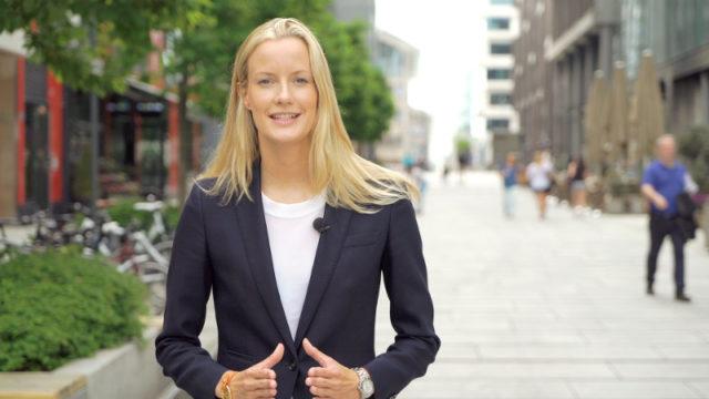 Victoria Terjesen, spare- og investeringsøkonom forklarer hvordan du bør spare til pensjon