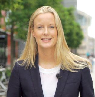 Victoria Terjesen, spare- og investeringsøkonom i ODIN Forvaltning